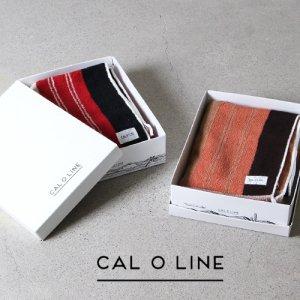 CAL O LINE (キャルオーライン) HOPI COTTON BLANKET / ホピ コットンブランケット