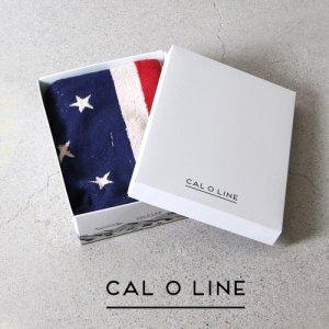 [THANK SOLD] CAL O LINE (キャルオーライン) AMERICAN FLAG 13 STAR BLANKET / アメリカンフラッグ 13スターブランケット