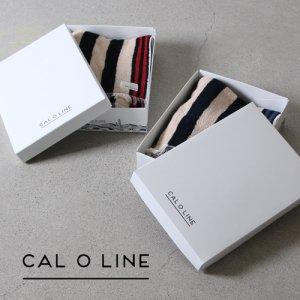 CAL O LINE (キャルオーライン) CHIEF COTTON BLANKET / チーフコットンブランケット