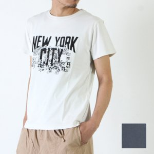 REMI RELIEF (レミレリーフ) スペシャル加工Tee 『NYC』