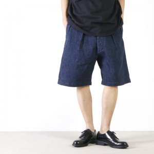 [THANK SOLD] KAPTAIN SUNSHINE (キャプテンサンシャイン) Riviera Short Pants / リビエラショートパンツ