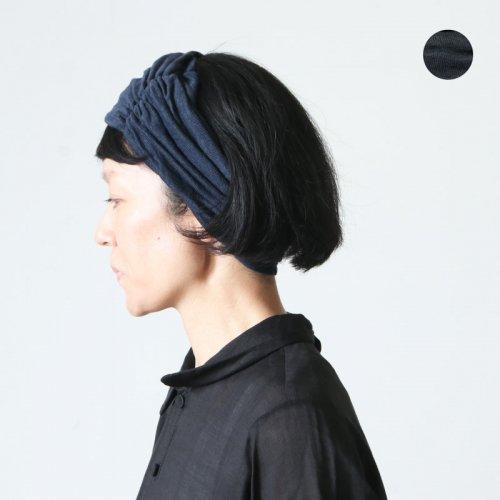 [THANK SOLD] Vlas blomme (ヴラスブラム) ギャザーヘアバンド
