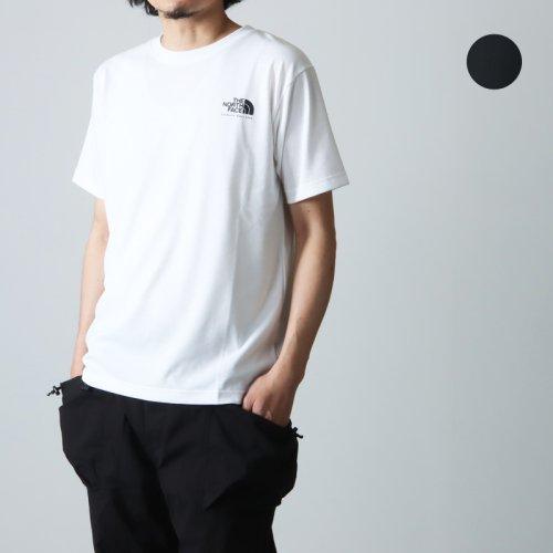 THE NORTH FACE (ザノースフェイス) S/S Simple Logo Tee / ショートスリーブシンプルロゴティー