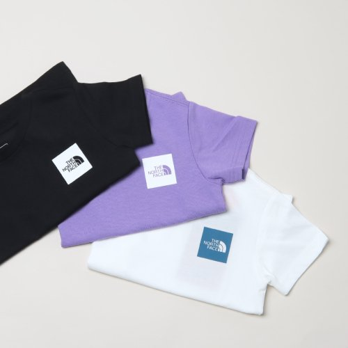 THE NORTH FACE (ザノースフェイス) S/S Simple Logo Tee / WOMEN