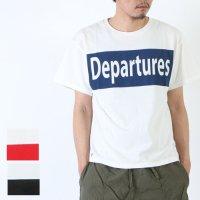 MASTER & Co. (マスターアンドコー) DEPARTURE T-shirt