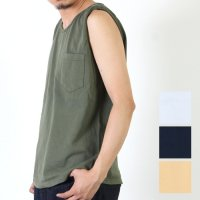 【30% OFF】 GoodWear (グッドウェア) Pocket Tank Top