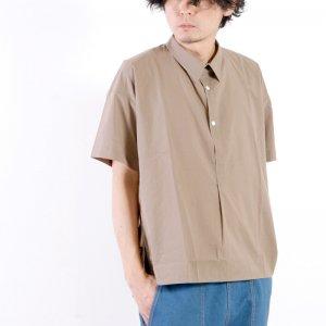 [THANK SOLD] TATAMIZE (タタミゼ) HALF SLEEVE SHIRT / ハーフスリーブシャツ
