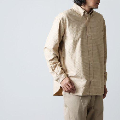 YAECA (ヤエカ) LIKE WEAR UTILITY SHIRTS / ライクウェア ユーティリティーシャツ