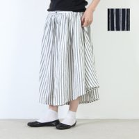 【30% OFF】 kelen (ケレン) Hakama Pants Lui stripe