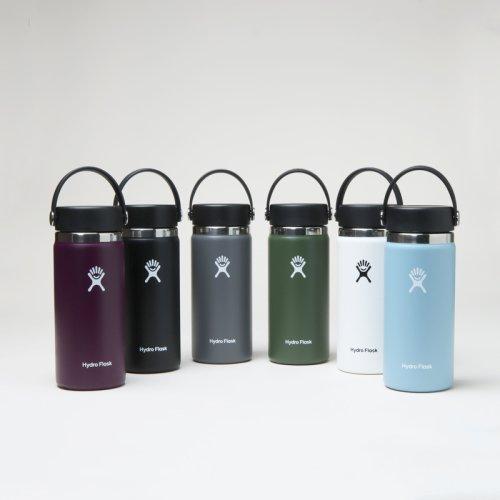 Hydro Flask (ハイドロフラスク) 16 oz Wide Mouth / 16オンス ワイド