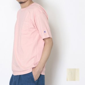 Champion (チャンピオン) T1011 US POCKET T-SHIRT #Garment Dye