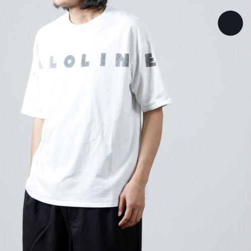 CAL O LINE (キャルオーライン) CUBA PRINT TEE / 『CUBA』プリントTシャツ