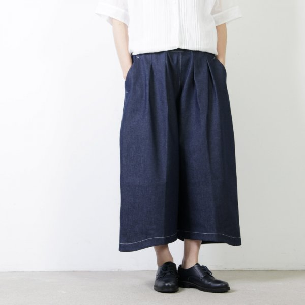 rikolekt(リコレクト) A-denim ROUND PANTS