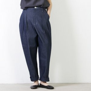 rikolekt (リコレクト) A-denim TACK PANTS