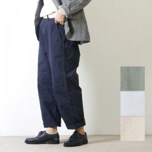 MASTER & Co. (マスターアンドコー) Long Chino パンツ with BELT sizeXS / ベルト付きロングチノパンツ