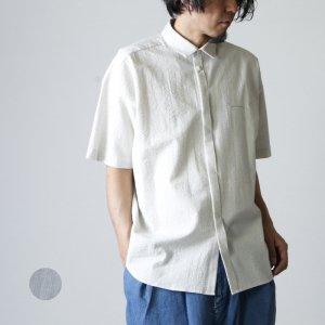 [THANK SOLD] Dulcamara (ドゥルカマラ) ショートスリーブトレンチシャツ