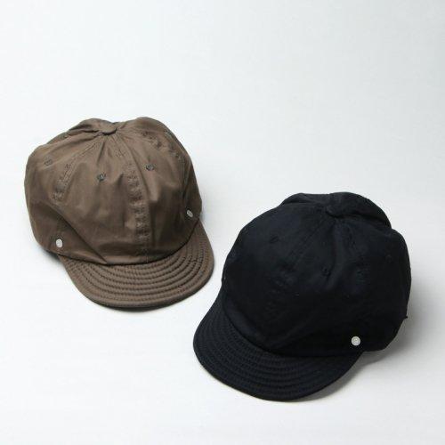 DECHO (デコー) BALL CAP BUCKLE -VENTILE- / ボールキャップ バックル ベンタイル