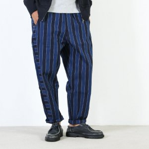 [THANK SOLD] masterkey (マスターキー) Stripes pants / ストライプパンツ