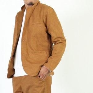SBTRACT (サブトラクト) Fleece Machine Hard Jacket #Gold / フリースマシンハードジャケット #Gold