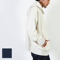 KAPTAIN SUNSHINE (キャプテンサンシャイン) Double Faced Sewing Hooded Parka Made By LOOPWHEELER / フーデッドパーカー