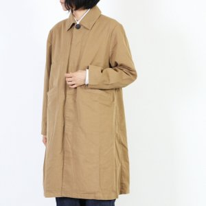 style + confort (スティールエコンフォール) スラブサージ ステンカラーコート