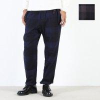 GRAMICCI (グラミチ) NEL CHECK LOOSE TAPERED PANTS /  ネルチェックルーステーパードパンツ