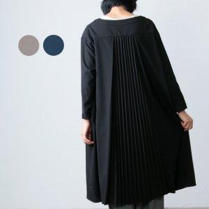 kelen (ケレン) Back Pleat Dress Faill / バックプリーツドレスフェイ