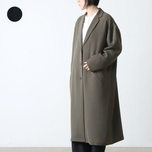 mizuiro ind (ミズイロインド) テイラーカラーロングジャケット