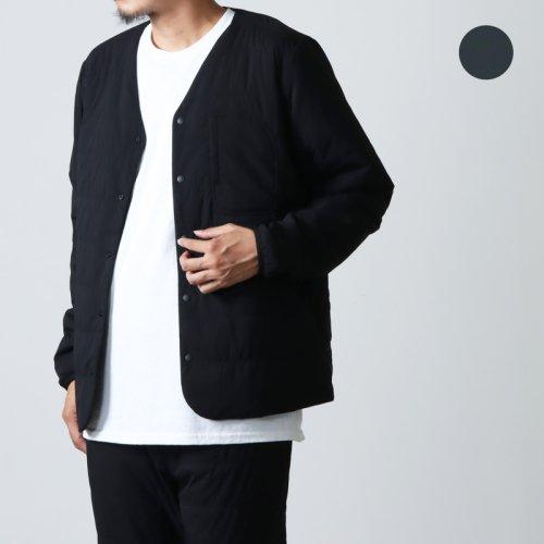 [THANK SOLD] snow peak (スノーピーク) Flexible Insulated Cardigan #MEN / フレキシブルインサレーテッドカーディガン