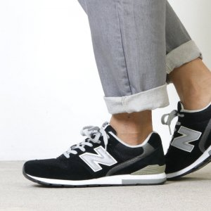 [THANK SOLD] NEW BALANCE (ニューバランス) MRL996 / MRL996 #Black Men