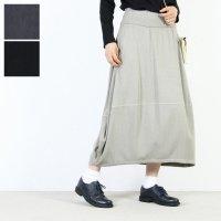 [THANK SOLD] FACTORY (ファクトリー) バンブーウール バルーンスカート