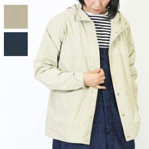 YAECA (ヤエカ) HOOD SHIRT LONG / フードシャツロング