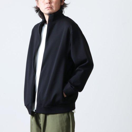 YAECA (ヤエカ) 60/40 CLOTH HOODSHIRTS / 60/40クロスフードシャツ