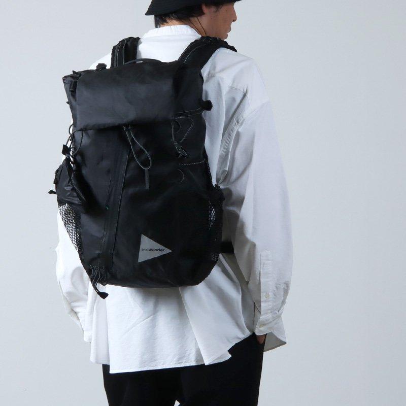 and wander (アンドワンダー) cuben fiber backpack / キューベンファイバー バックパック