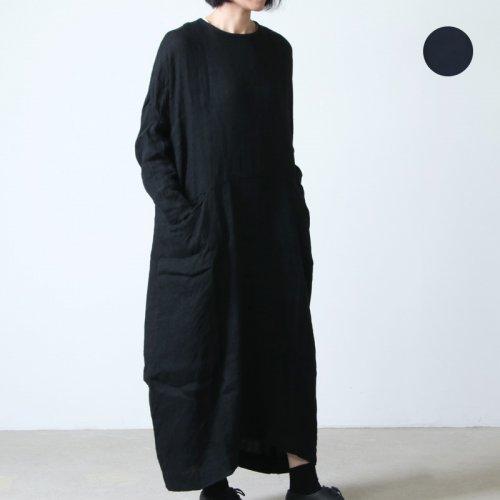 [THANK SOLD] jujudhau (ズーズーダウ) POCKET DRESS / ポケットドレス