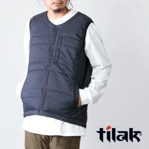 [THANK SOLD] tilak (ティラック) PYGMY Vest / ピグミーベスト