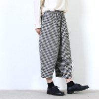 [THANK SOLD] jujudhau (ズーズーダウ) DUMPY PANTS