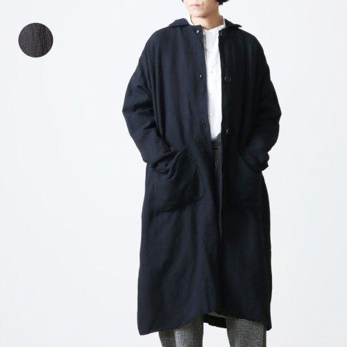 [THANK SOLD] jujudhau (ズーズーダウ) EASY COAT / イージーコート