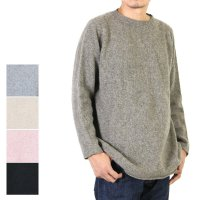 NOR'EASTERLY (ノア イースターリー) L/S CREW NECK KNIT / ロングスリーブクルーネックセーター