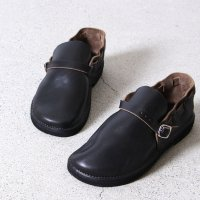 [THANK SOLD] FERNAND LEATHER (フェルナンドレザー) Middle English #MEN / オーロラシューズ