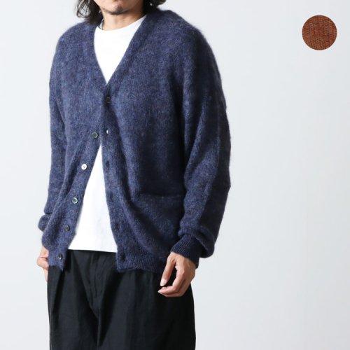 crepuscule (クレプスキュール) Whole Garment L/S Knit / ホールガーメント ロングスリーブニット