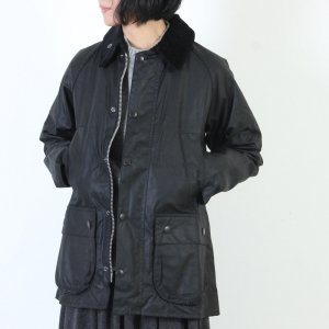 [THANK SOLD] BARBOUR (バブアー) BEDALE SLIM #Black / ビデール スリム ブラック