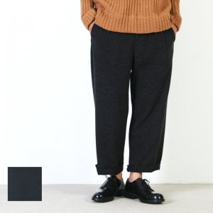 CURLY (カーリー) FROSTED WIDE TROUSERS / フロステッドワイドトラウザーズ