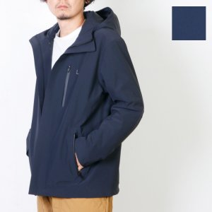 UBER (ウーバー) Regulator Hooded Jacket / レギュレーターフーデッドジャケット
