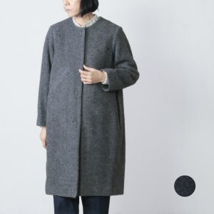 Lin francais d'antan (ランフランセダンタン) Seurat (スーラ) wool alpaca / スーラウールアルパカコート