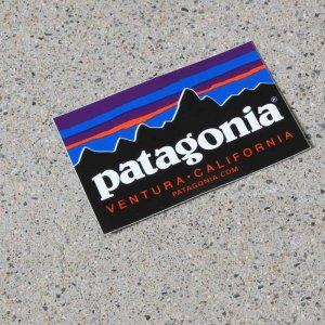 PATAGONIA (パタゴニア) Classic Patagonia Sticker / クラシック パタゴニア ステッカー