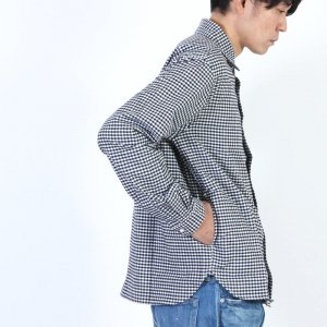 YAECA (ヤエカ) COMFORT SHIRT RELAX gingham / コンフォートシャツリラックス ギンガム