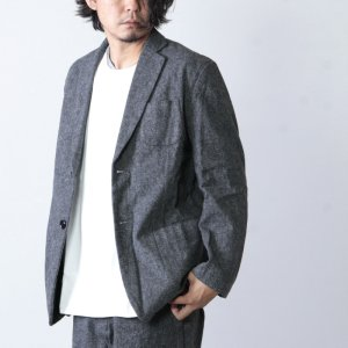 [THANK SOLD] nisica (ニシカ) ウールジャケット