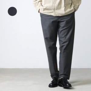 YAECA (ヤエカ) COMTEMPO 2WAY STANDARD PANTS / コンテンポ 2ウェイスタンダードパンツ