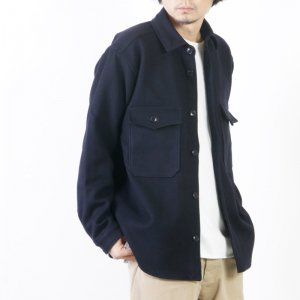 YAECA (ヤエカ) LIKE WEAR C.P.O SHIRT / ライクウェア— シーピーオーシャツ